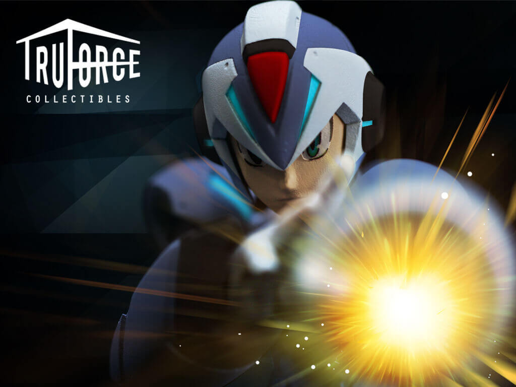 Truforce launches Mizuno Megaman X Kickstarter Campaign