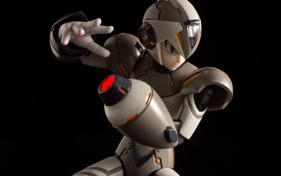 Mizuno Rockman Exclusive Kickstarter Figure