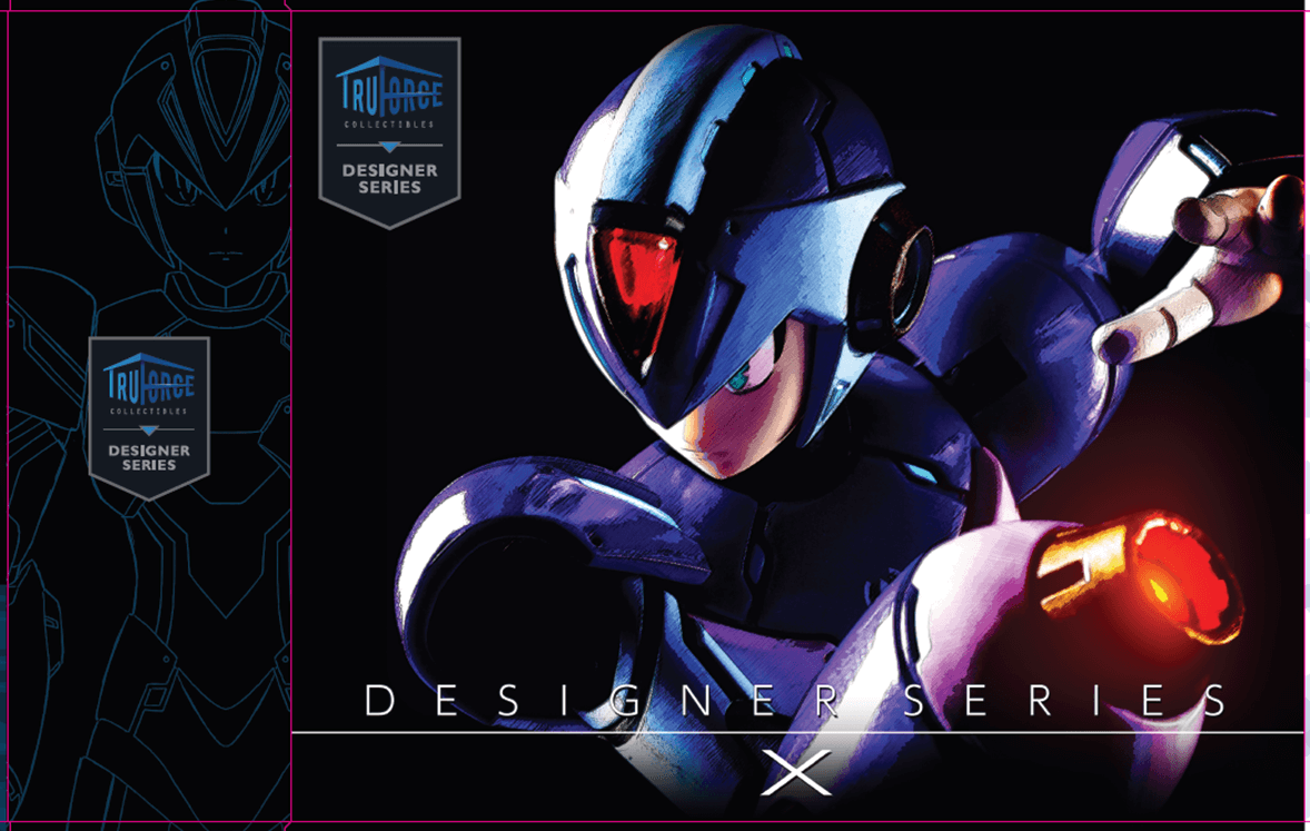 TruForce releases Mizuno Rockman Packaging and Art