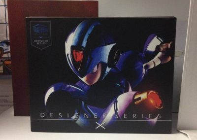 truforce megaman x packaging front