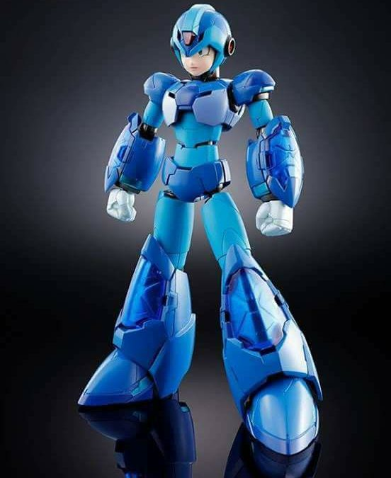 Rockman mega armor – Bandai series returns