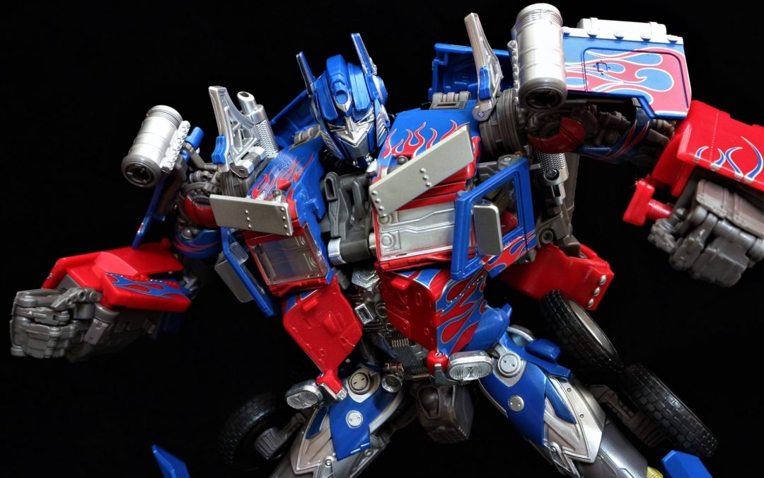 Movie Masterpiece Optimus Prime MPM-04 Takara Tomy