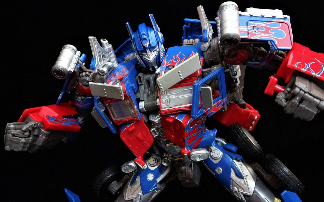 Movie Masterpiece Optimus Prime MPM-04 Takara Tomy